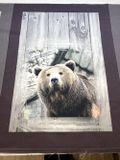 Panely na utierky pre poľovníka sada 3x 50x70cm