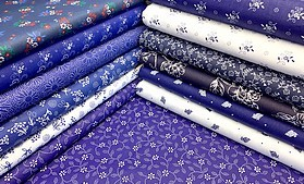 Modrotlač bavlna