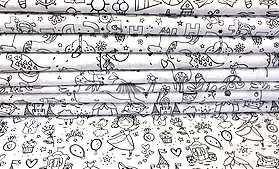 Textilné vymaľovánky