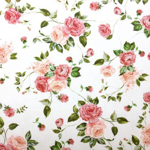 Historické ruže digitálna dekoračná látka
