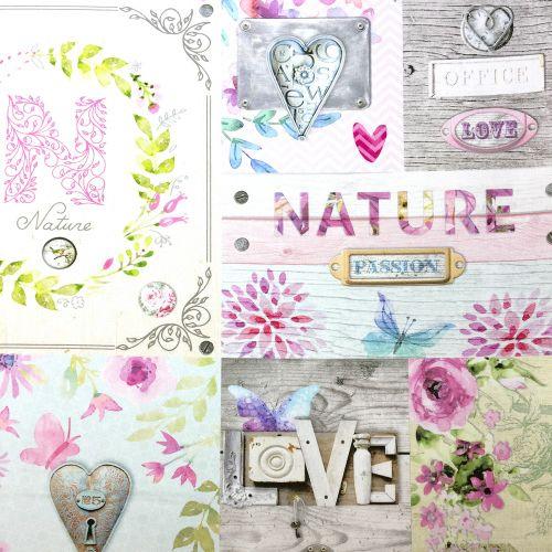 Nature sweet digitálna dekoračná látka