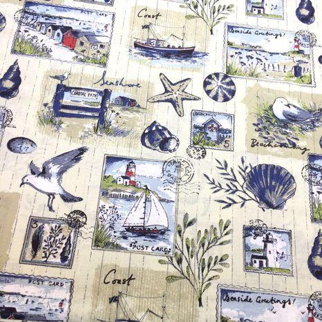 Námornícka francúzska bavlna