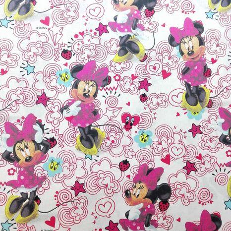 Mickey Minnie Disney detská bavlnená látka